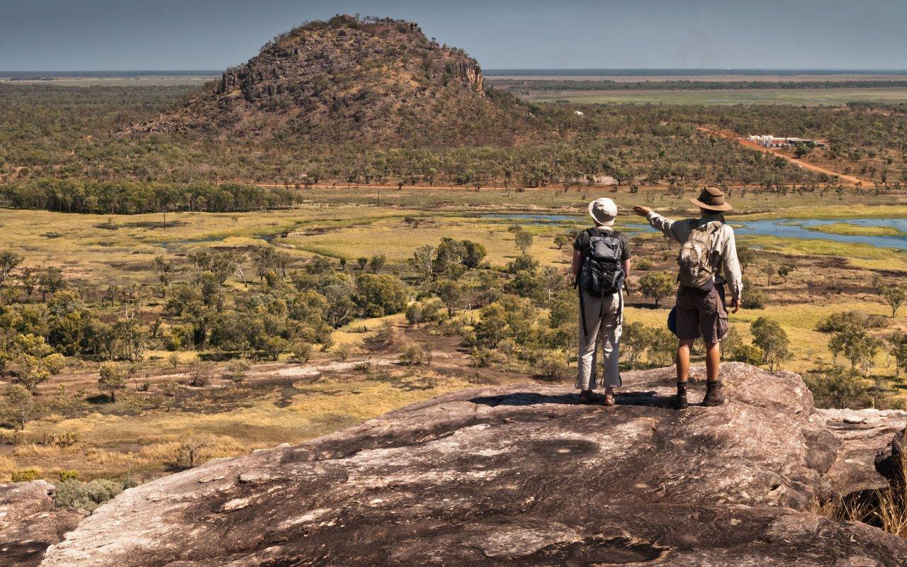 Arguluk Hill en Australie