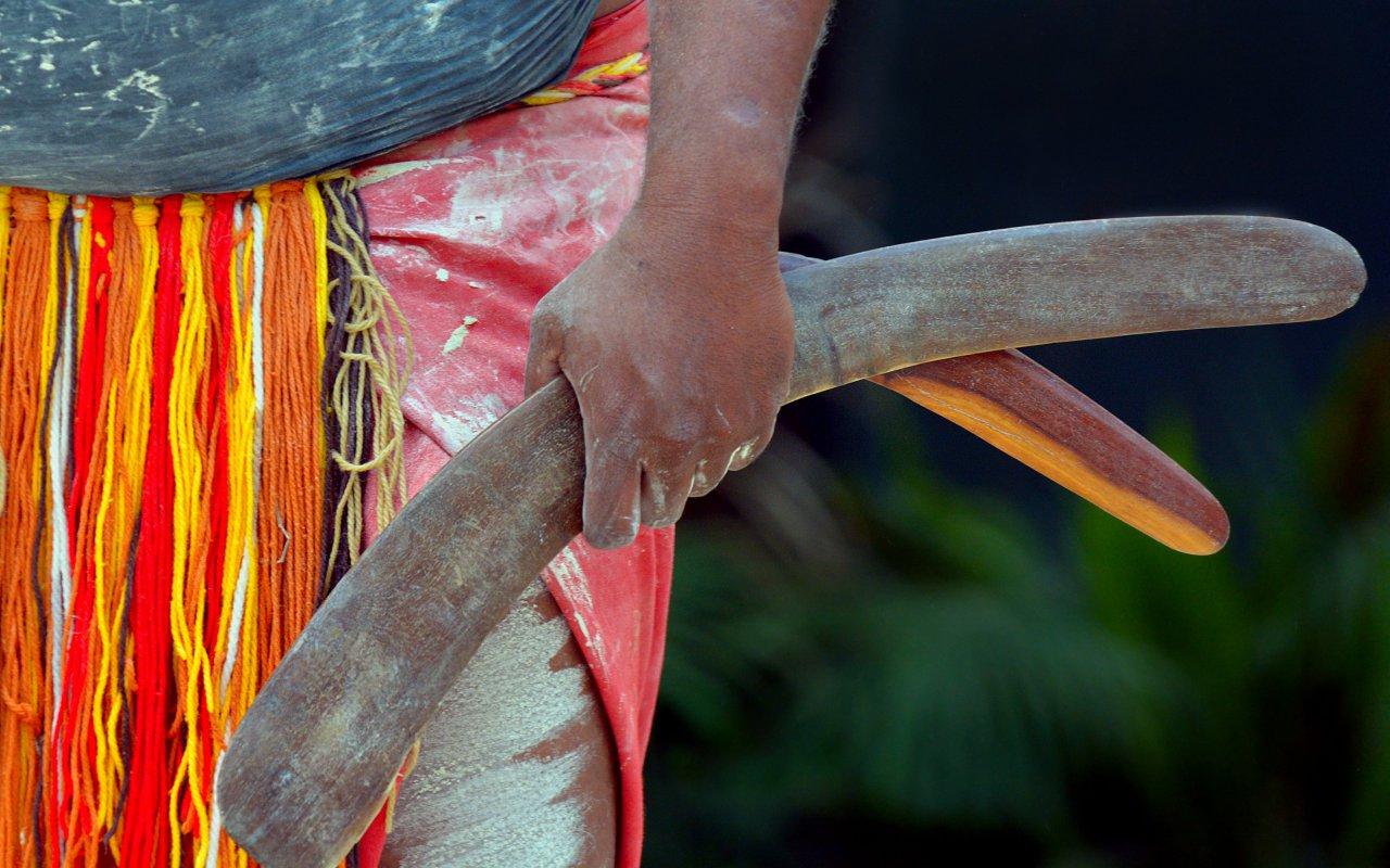 Culture en Australie : l'art aborigène