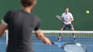 Mode de vie australien: le tennis