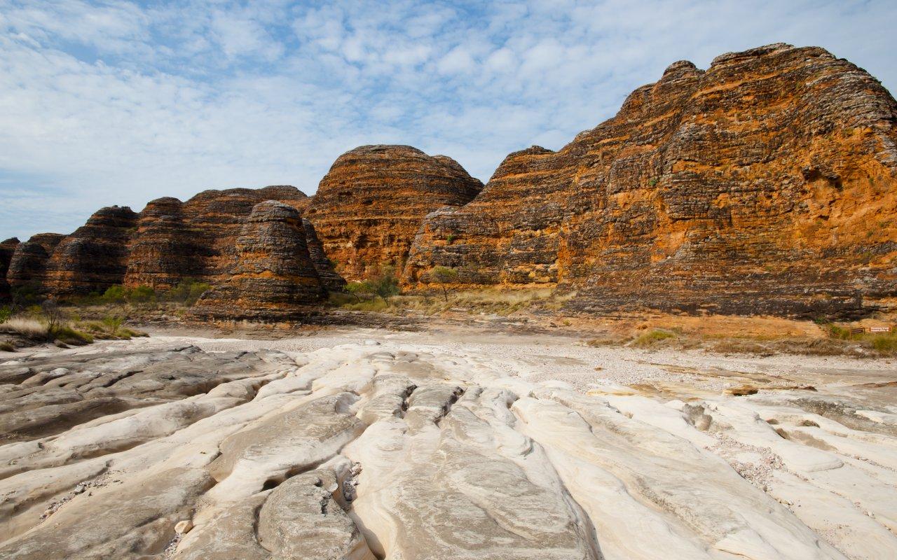 Bungle Bungle Range - Kimberley - Australia