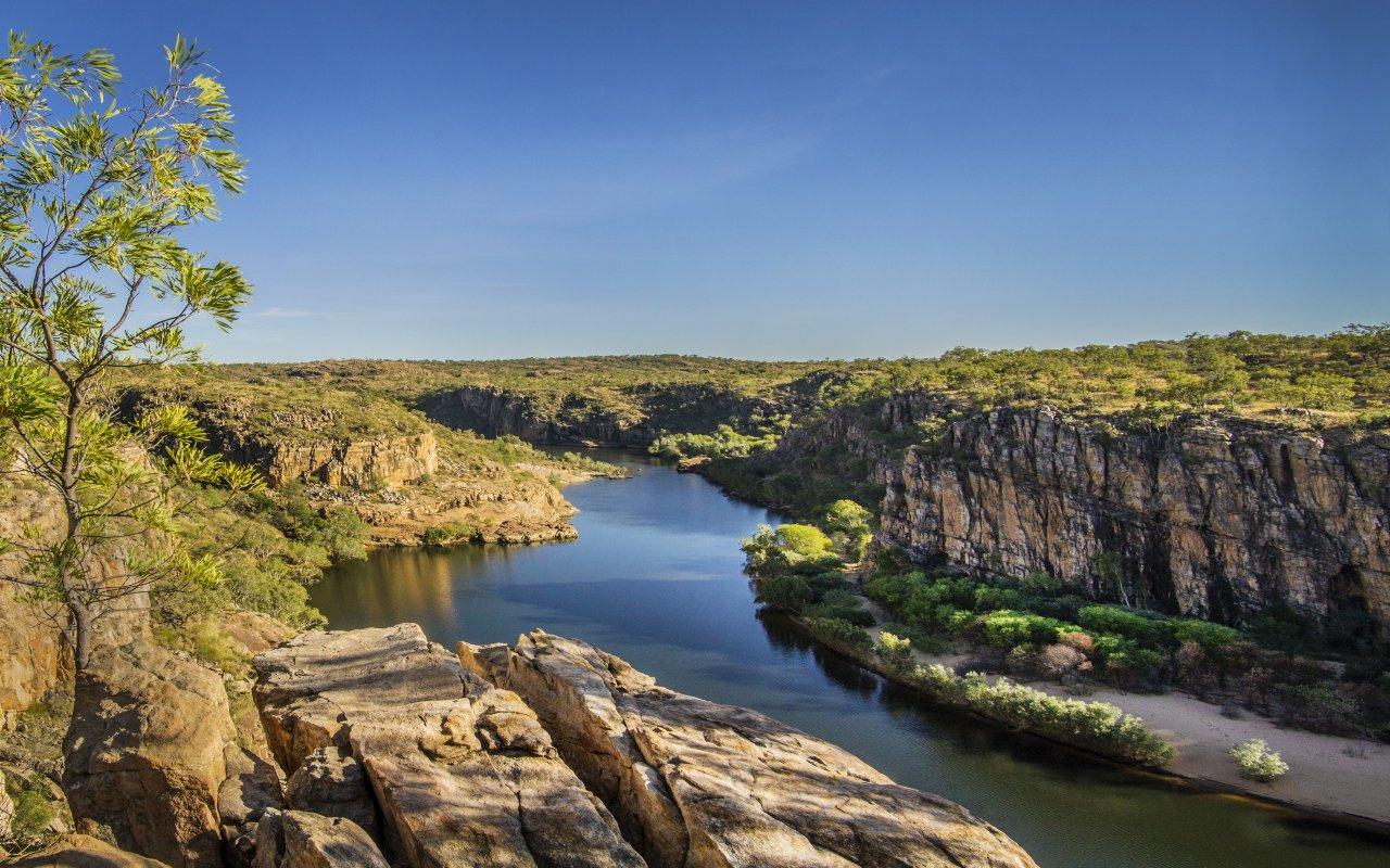 Katherine Gorge (Nitmiluk National Park), Northern Territory, Australie