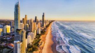 Godl Coast en Australie