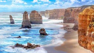 Géographie de l'Australie : la Great Ocean Road