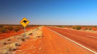 Découverte de l'Outback