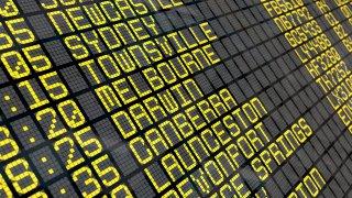 aéroport Australie