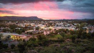 Alice Springs - voyage australie