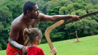lancer de boomerang - voyage australie terra australia
