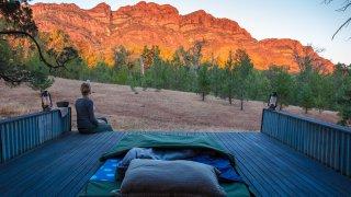 Australie Flinders Range Arkaba