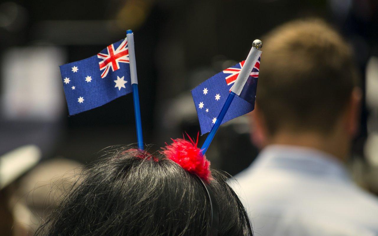 Australian day Sydney