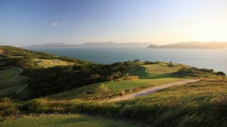 hamilton island - golf en australie