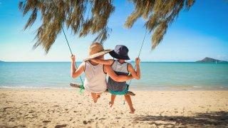 VOYAGE EN FAMILLE POUR NOS PETITS AVENTURIERS : (Kakadu, Queensland & Heron Island)