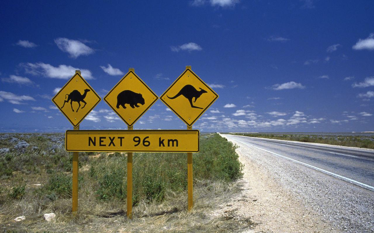 circuit nature australie - terra australia