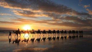 cable beach brome - voyage australie terra australia