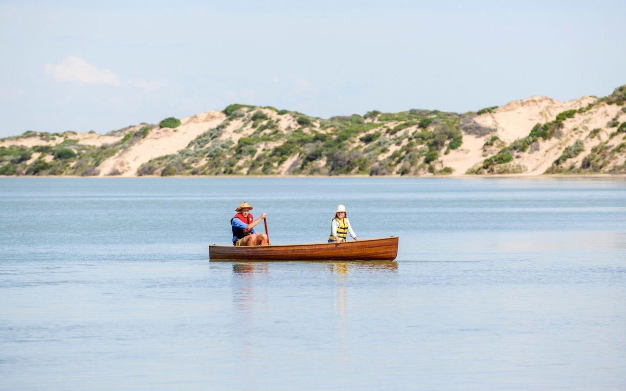 canoe - voyage australie terra australia