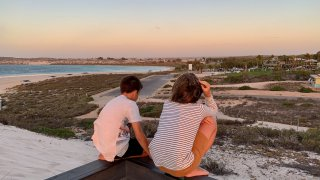 Enfants Coral Bay