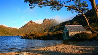 cradle mountains refuge - voyage australie terra australia