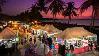 Darwin Mindil Market