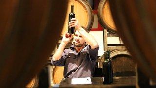 dégustation vin australien