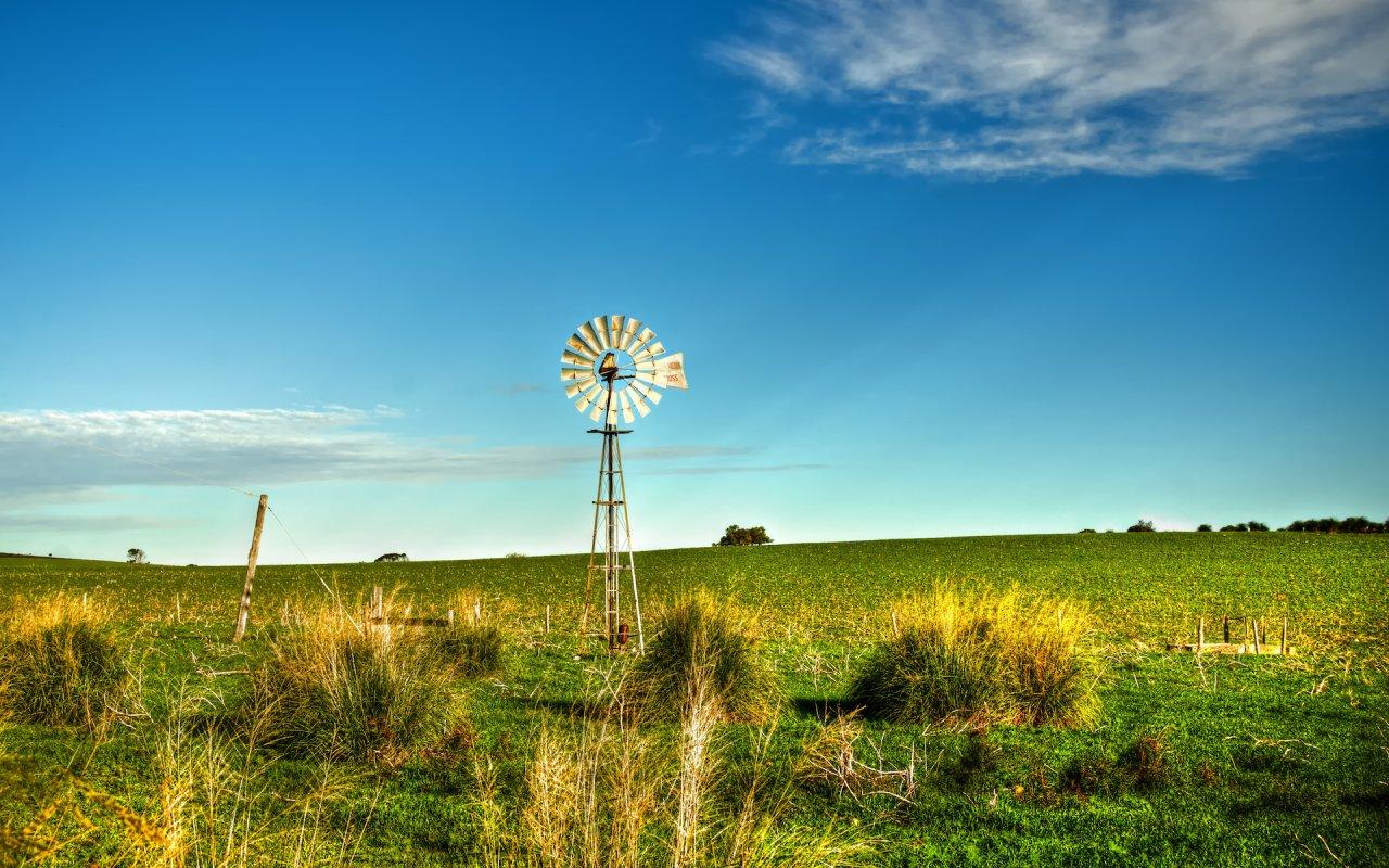 eolienne australie