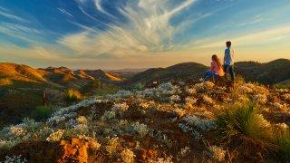 Flinders Range - voyage australie terra australia
