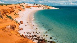 A la rencontre de Shark Bay