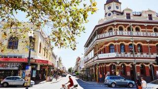 Fremantle - voyage australie terra australia