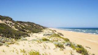 Gippsland 90 Mile beach