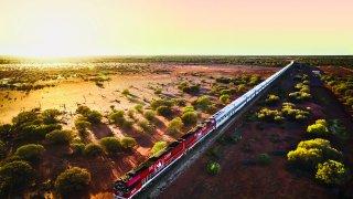voyage australie en train