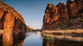 helen gorge - voyage australie terra australia