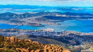 hobart - voyage tasmanie