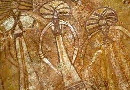 art rupestre - voyage australie terra australia