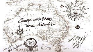 chasse aux trésors en australie - voyage famille
