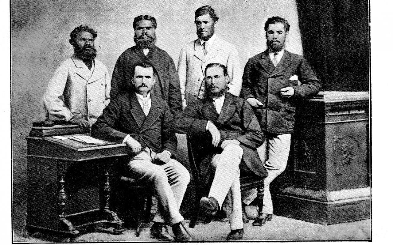 Alexander Forrest un explorateur des Kimberley