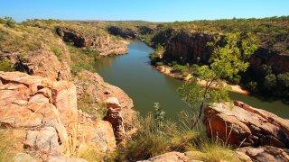 katherine gorge - voyage australie terra australia