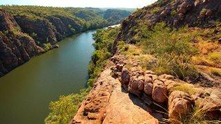 katherone gorge - voyage australie terra australia