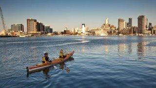 kayak melbourne - voyage australie
