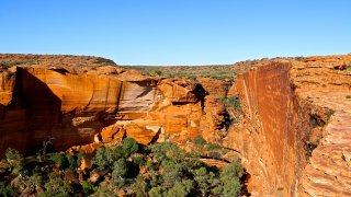 kings canyon - voyage australie terra australia