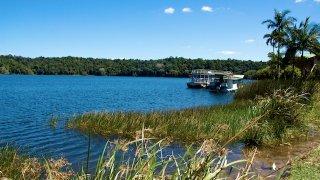 lake barrine - voyage australie terra australia