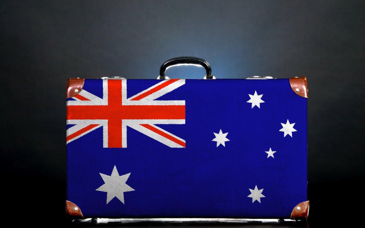 bagage voyage australie