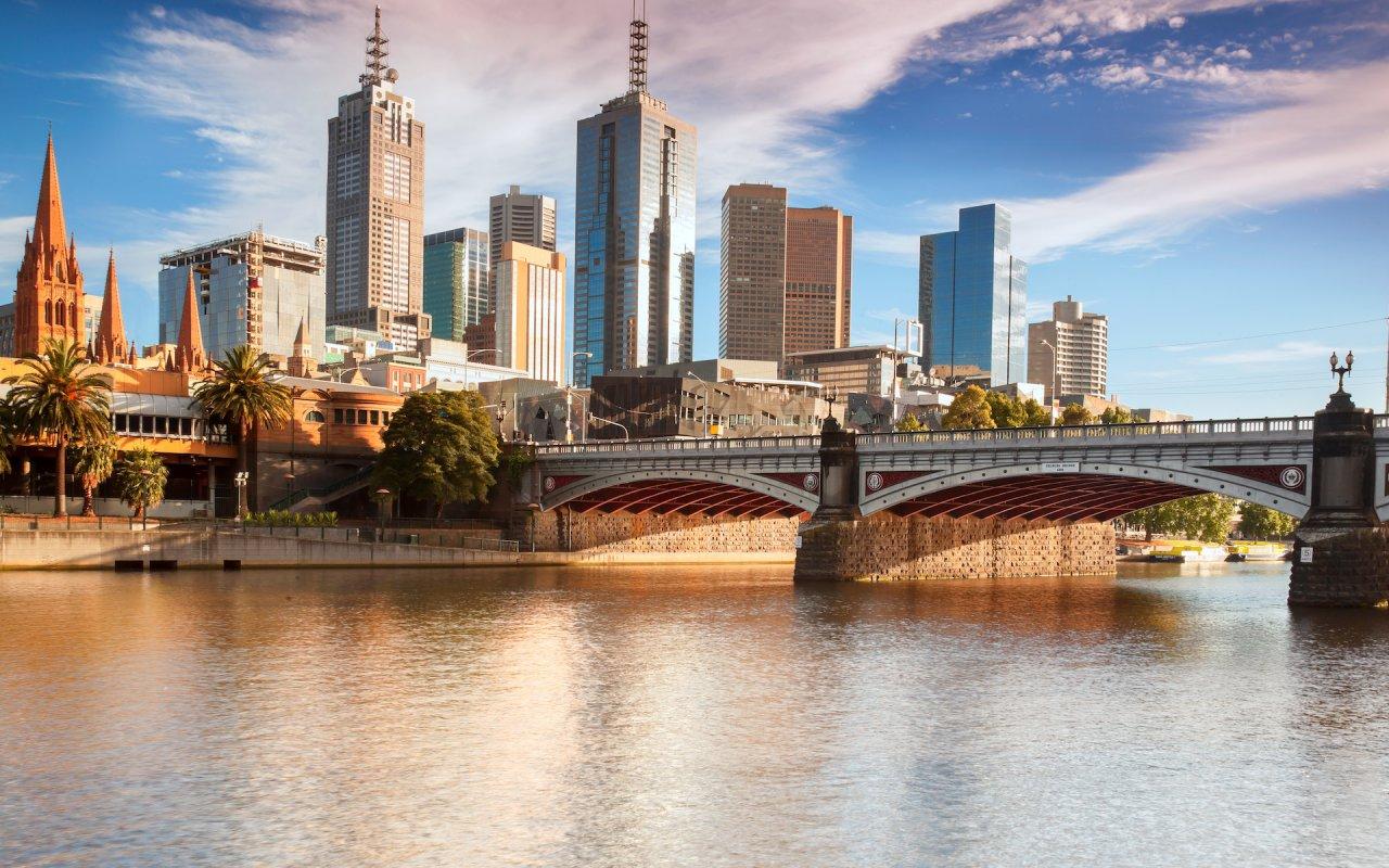 Melbourne - terra australia