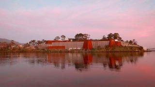 hobart museum of old and new art - voyage australie terra australia