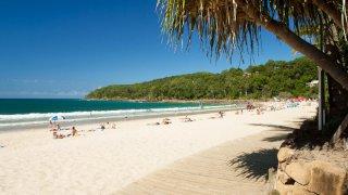 noosa beach - voyage australie terra australia