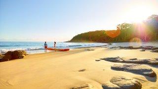noosa kayak - voyage australie terra australia