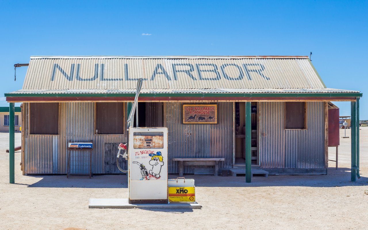 Nullarbor Roadhouse - voyage australie terra australia