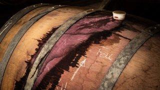 Tonneaux d vins