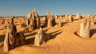 pinnacles desert - voyage en australie