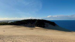 Rainbow Beach Carlo Sandblow