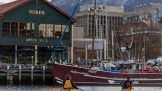 kayak - voyage australie terra australia