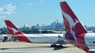 Sydney aéroport