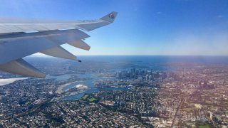 Sydney vu du ciel
